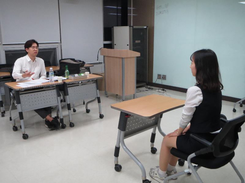 ▶대입 수시 합격 도전 '1대1 면접 코칭' 운영 ▶2017 광명창직 포럼