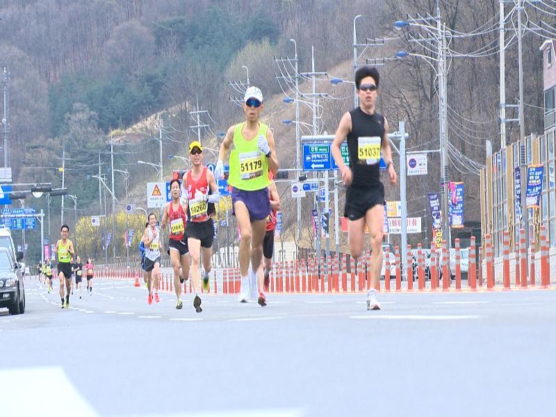 ▶광명시, 아동친화도시 현판식 ▶KTX광명역 통일 전국마라톤 성황