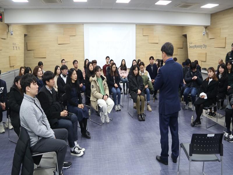▶광명시, 청년 정책 방향 도출을 위한'청년 인구 조사 분석'▶광명시, '여성친화도시' 재인증 성공