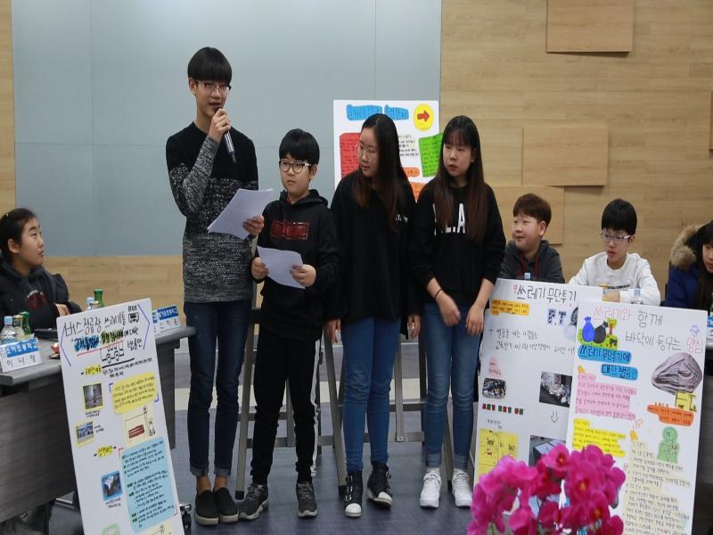▶광명시 '꿈의 학교 청·와·대' 학생들과 정책 간담회 개최▶ 광명전통시장 '놀러와요 시장' 앱 서비스 개시