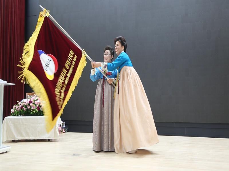 ▶광명시 여성단체협의회 회장 이·취임식▶ 광명전통시장 설 명절 임시주차장 운영