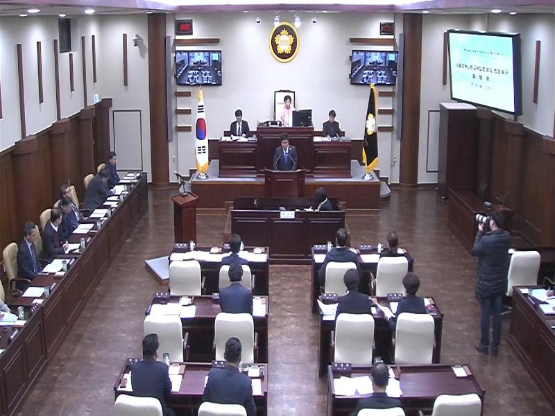 ▶ 광명시의회, 제244회 임시회 폐회 ▶ 광명도시공사, 광명동굴 VR체험관 3월 12일 운영개시